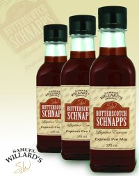 Butterscotch Schnapps Samuel Willards