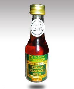 Prestige Black Label Gold Tequila