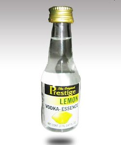 Lemon Vodka Prestige