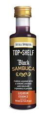 Black Sambuca Top Shelf