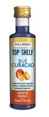 Blue Curacao Liqueur Top Shelf