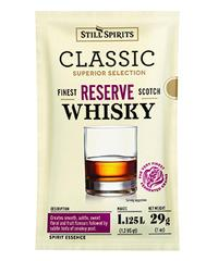 Finest Reserve Scotch
