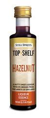 Hazelnut Liqueur Top Shelf