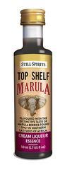 Marula Cream Top Shelf