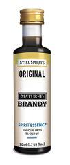 Original Matured Brandy Top Shelf
