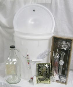 Fermenting Carbonizing Kit