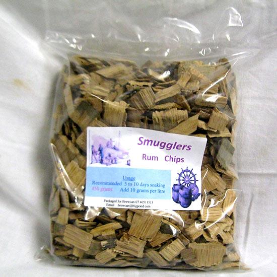 Rum chips 450gms