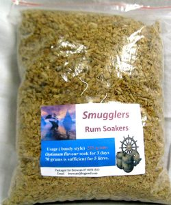Rum shaves 225 gms