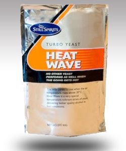 turbo yeast heatwave