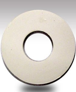 Washer for thread and nut