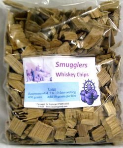 Flavoured Oak Chips