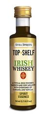 Irish Whiskey Top Shelf