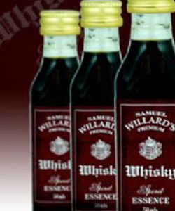 Samuel Willards Highlander Whiskey