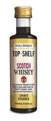 Scotch Whiskey Top Shelf
