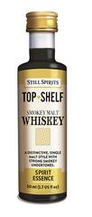 Smokey Malt Whiskey Top Shelf