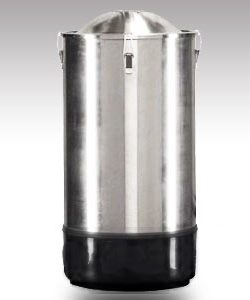 T500 Stainless Steel 25 Litre base