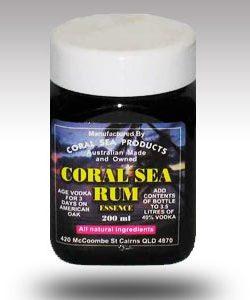 Coral Sea Rum-Smugglers