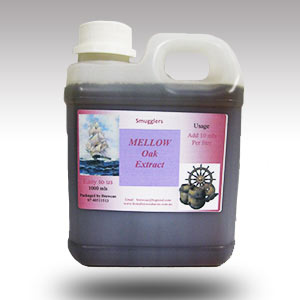Smugglers Mellow Oak Extract 1 litre