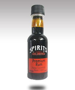 Premium Rum Spirits Unlimited