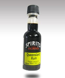 Spirits Unlimited Queensland Rum