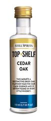 Cedar Oak Top Shelf