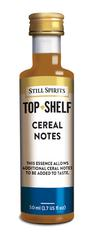 Cereal Notes Top Shelf