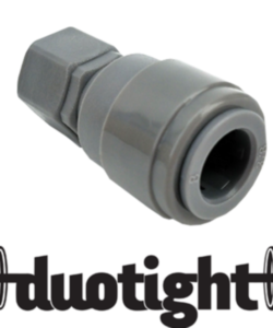 Duotight 8mm and 9.5mm fittings
