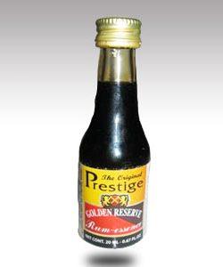 Prestige Black Label Golden Reserve Rum