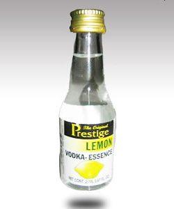 Lemon Vodka Prestige