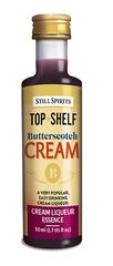 Butterscotch Cream Top Shelf