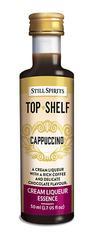 Cappuccino Coffee Liqueur Top Shelf