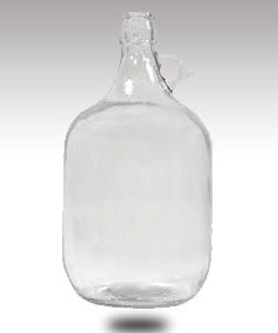 Glass reservoir 5 Litre