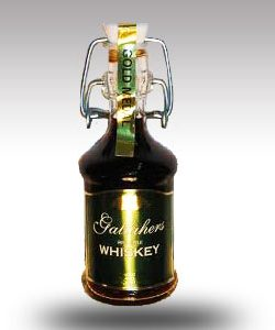 Gold Medal Gallahers Whiskey