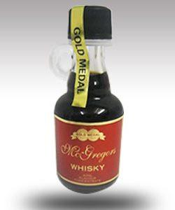 Gold Medal McGregors Whiskey