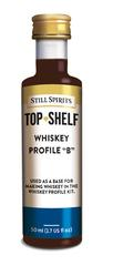 Whiskey Profile B Top Shelf